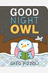 Good Night Owl Board book
