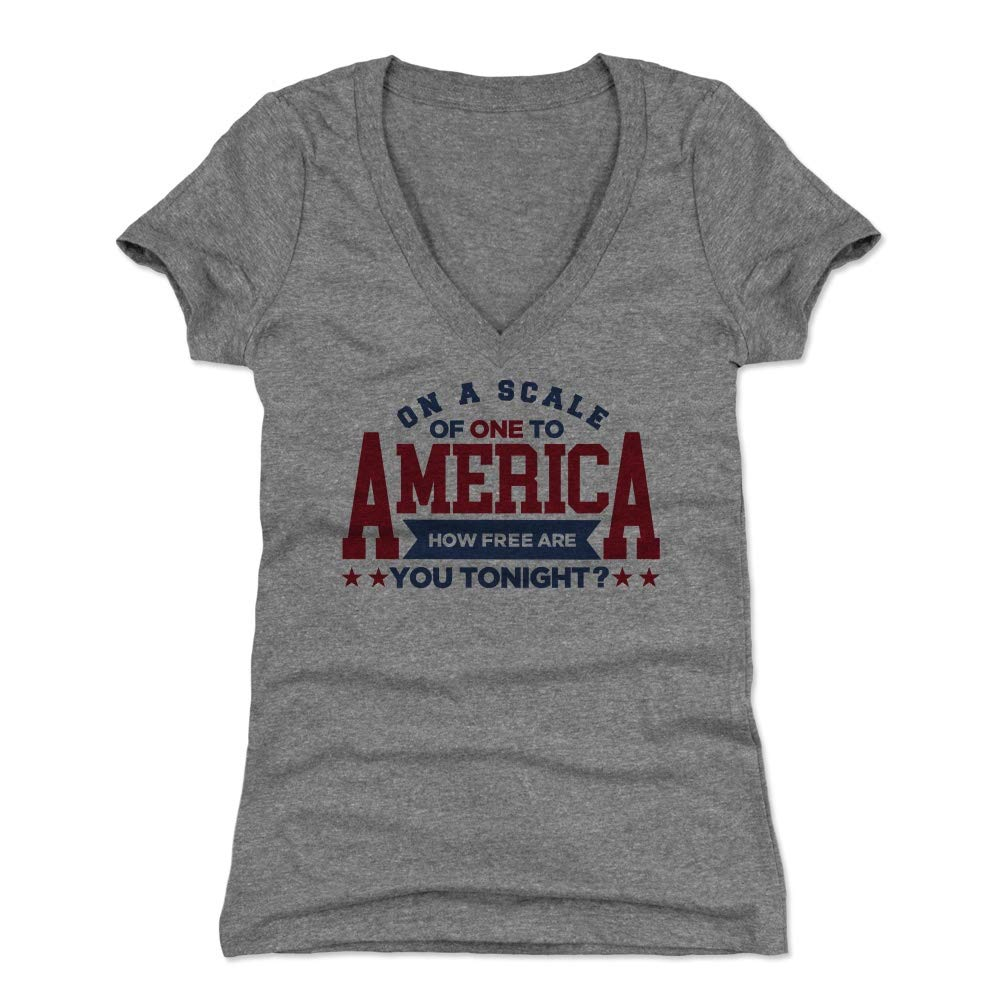 On A Scale Of One To America Shirts