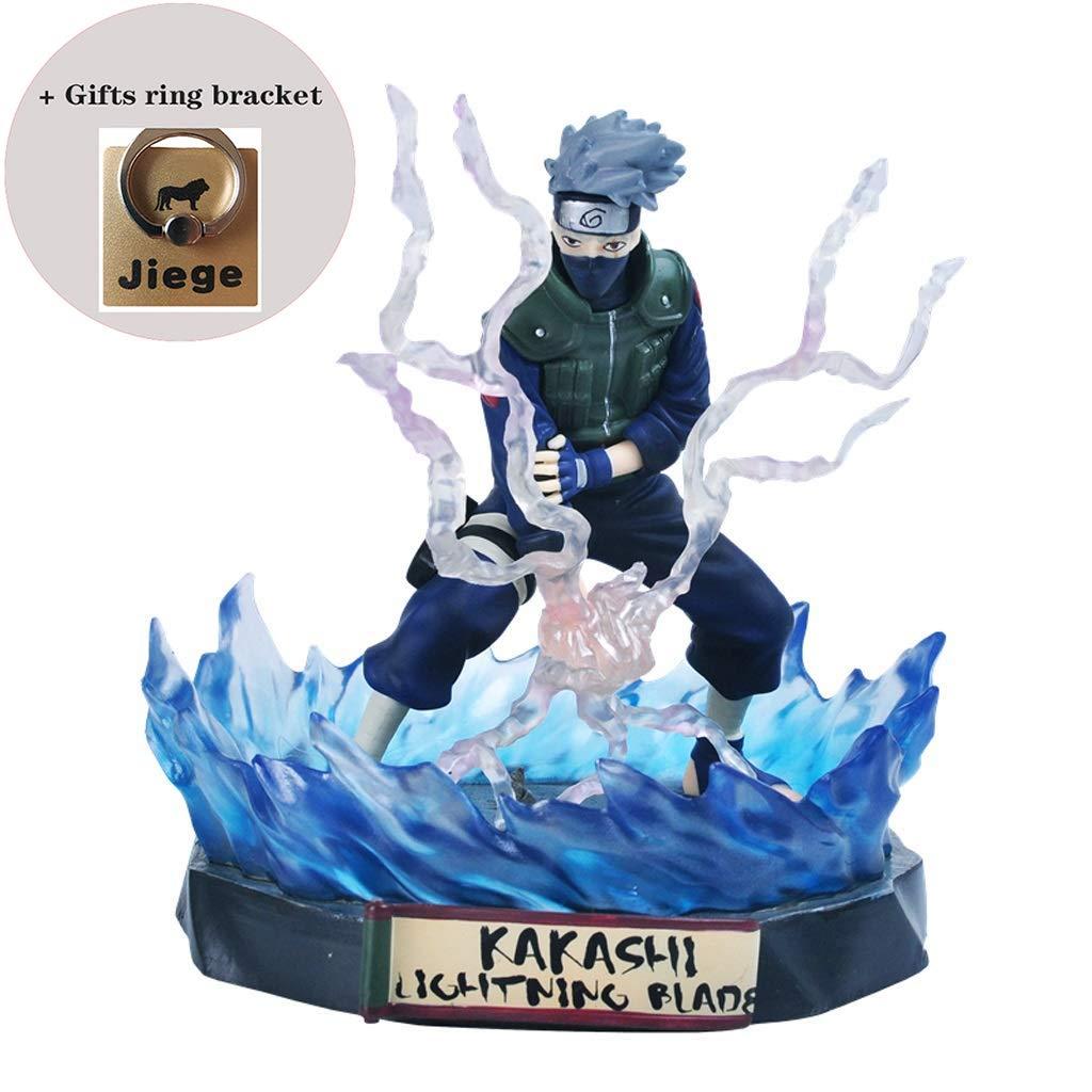 Amazon.com: Jiege Naruto Shippuden: Naruto Kakashi Hatake ...