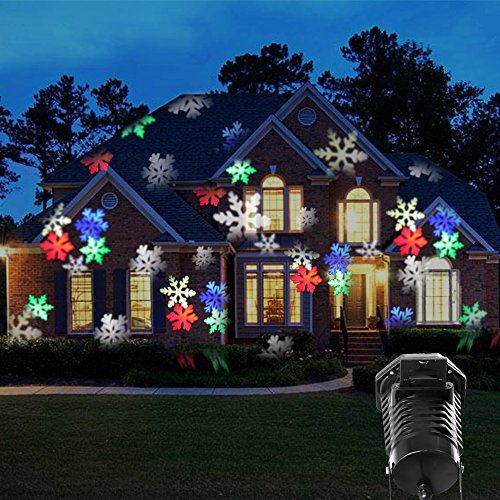 Party Projector Lights Magicfly Rotating Projection Led