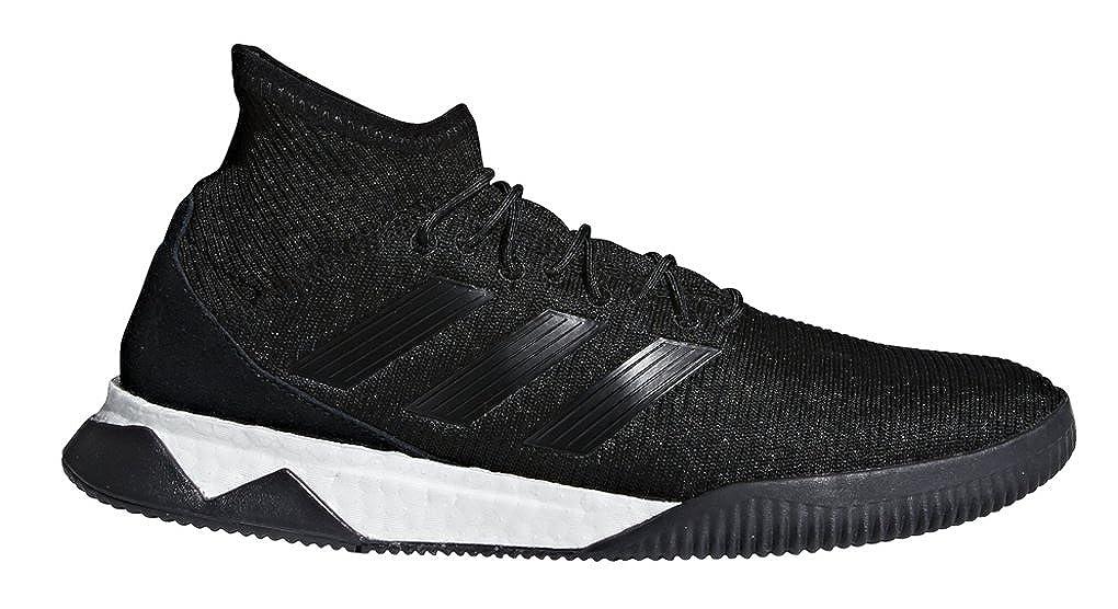 Black Adidas Men's Predator Tango 18.1 Trainer