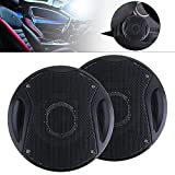 2pcs 4 Inch 250W Coaxial Car Speakers Vehicle Door Auto Audio Music Stereo Full Range Frequency HiFi Speakers for Cars