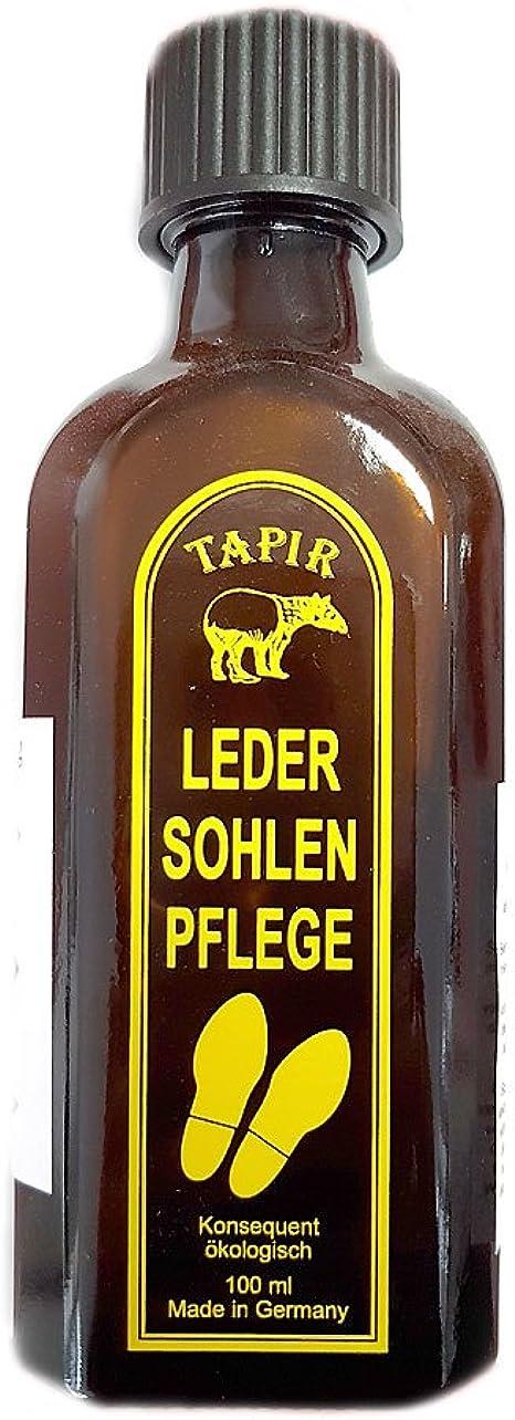 Ledersohlen Pflege Flasche 100ml Drogerie Körperpflege