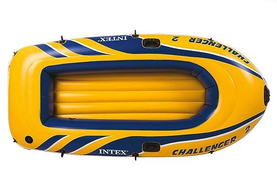 Amazon.com: MrBigDeal - Kayak hinchable para 2 personas ...