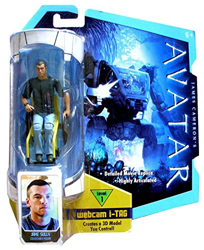 Avatar RDA Jake Sully Action Figure ()