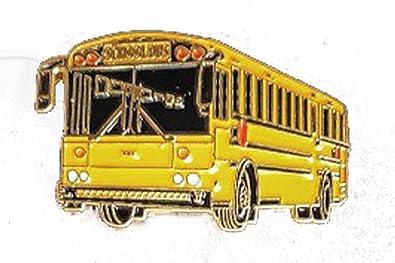 Amazon com: WWOT Thomas School Bus HDX pin: Jewelry
