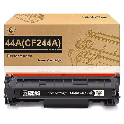 Con Chip] CMYBabee 1 Negro CF244A Cartucho de Tóner Compatible ...