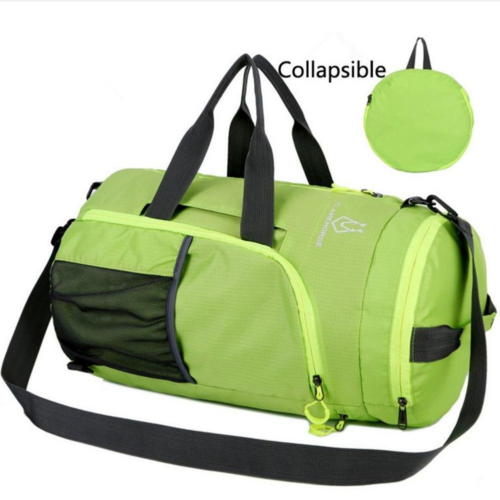 Elf Stor Premium Green Rolling Duffel Bag Style Christmas Tree Storage Bag-  Holds a 12 Foot ... 504216499d2a5