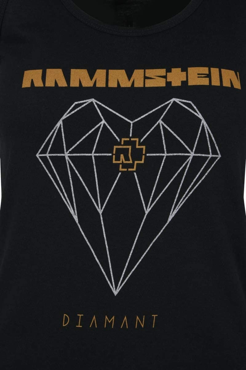Rammstein Ladies Diamant Tanktop