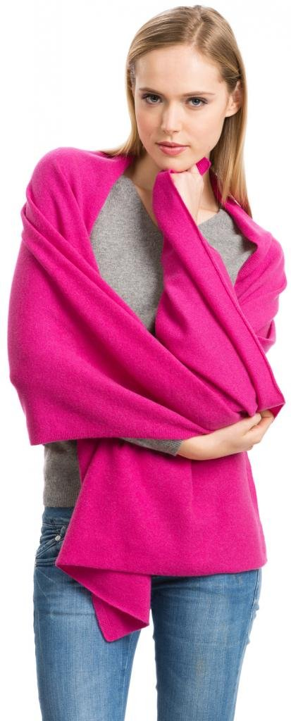 Cashmere Scarf Wrap - 100% Cashmere - by Citizen Cashmere (43 500-14-09)