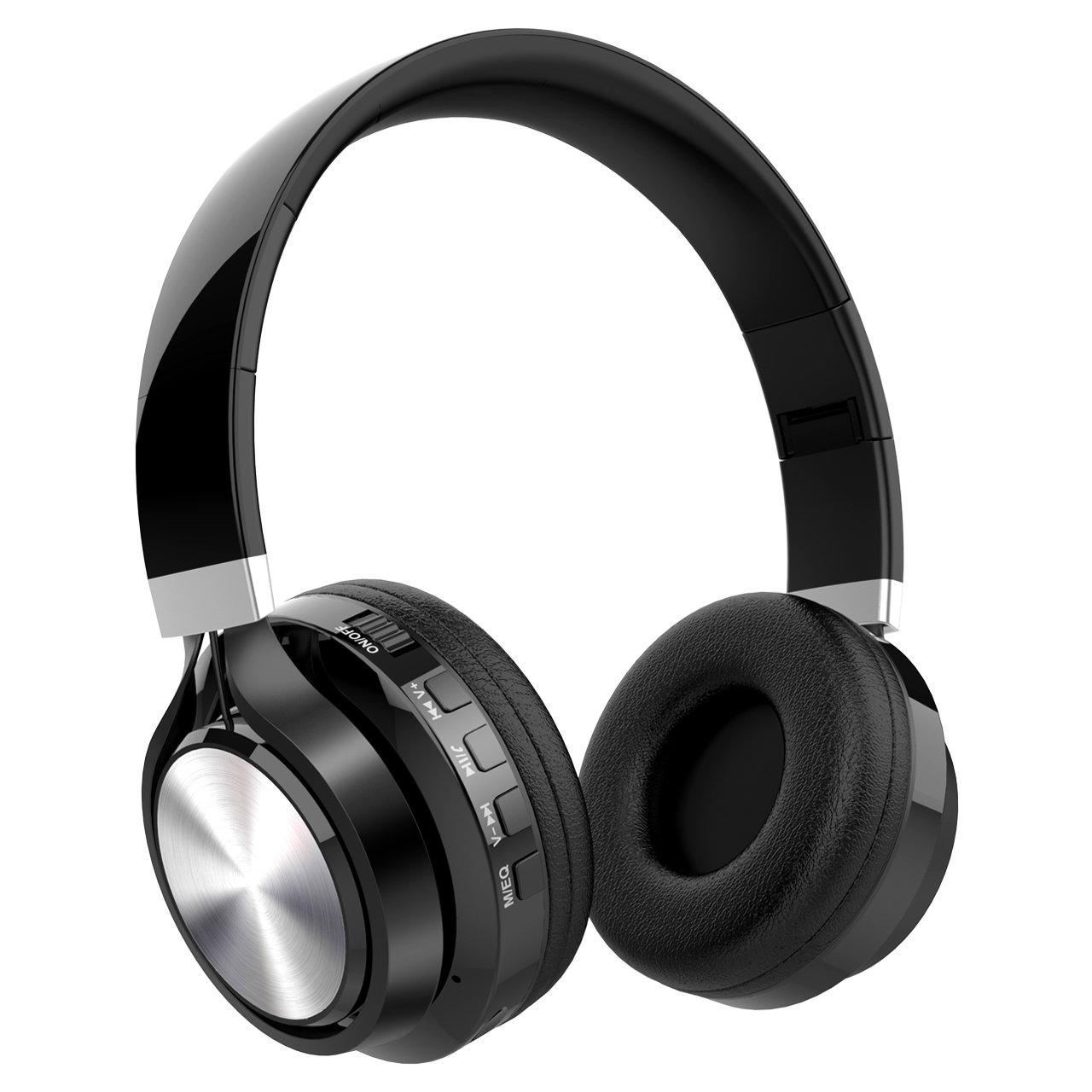 Auriculares In Ear Headphone con Cable 3.5mm de Alta Calidad, NickSea Auriculares Cable con Micrófono, Auriculares para Móvil y MP3 Reproducir Música, Auriculares con Cable para iPhone, Samsung, Huawei, Xiaomi, MP3, PC EP-HXX-OY712-hei