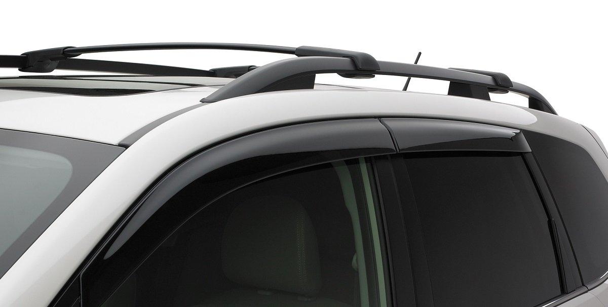 Amazoncom BRIGHTLINES 20142018 Subaru Forester Aero Roof Rack