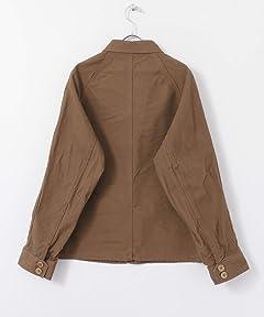 Freemans Sporting Club US Duck Chore Jacket UF96-17B003: Brick