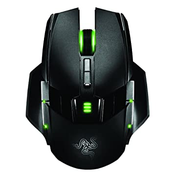 Razer Ouroboros Elite Ambidextrous Wireless mouse