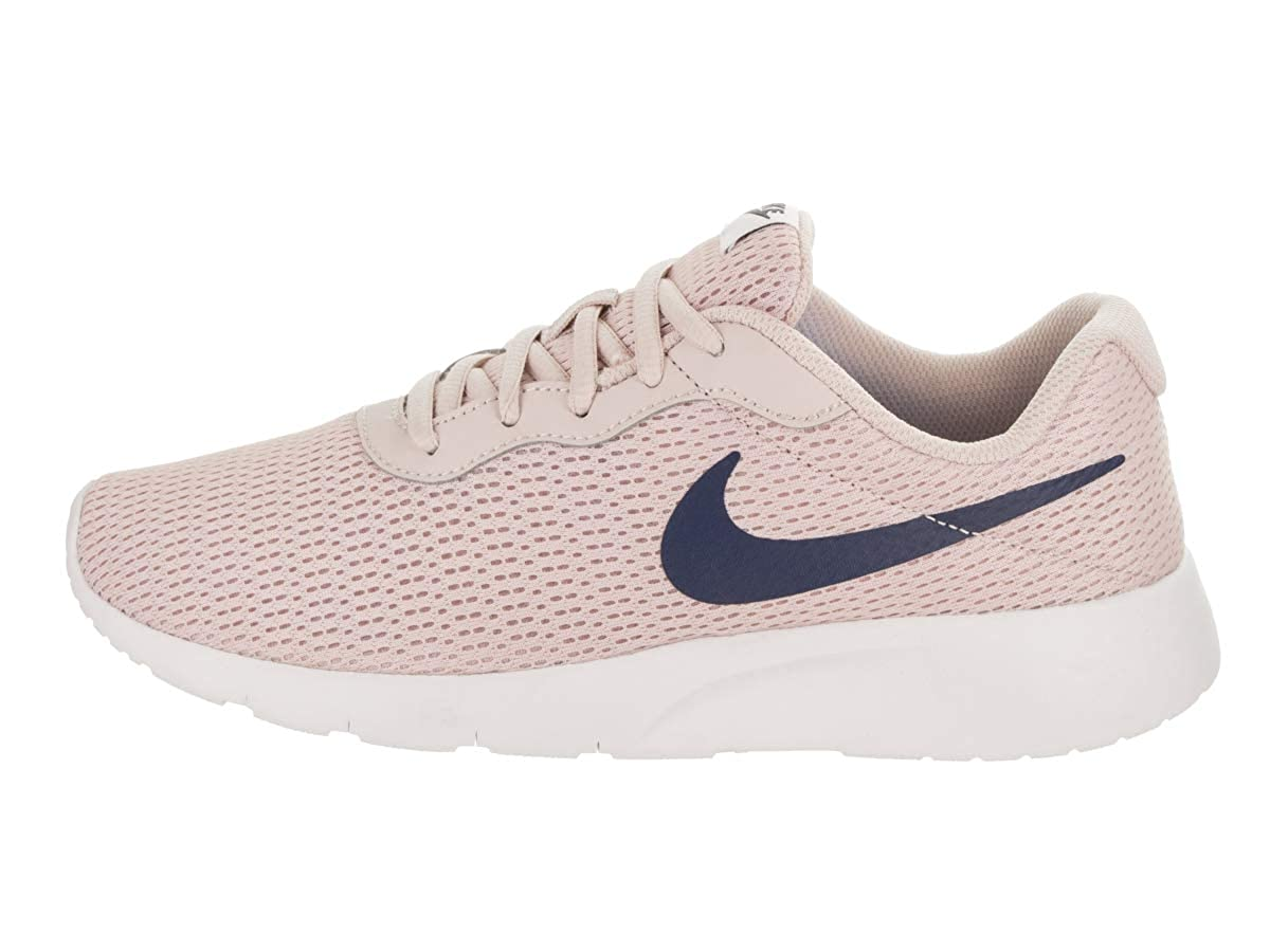 a0d2b12c093b Nike Girl s Tanjun Shoe Barely Rose Navy White Size 7 M US  Buy Online at  Low Prices in India - Amazon.in
