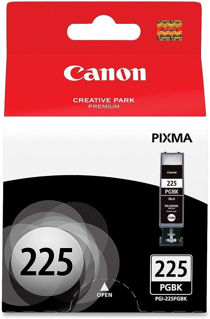 Black,1 Pack 4530B001 PGI225BK SuppliesOutlet Compatible Ink Cartridge Replacement for Canon PGI-225BK
