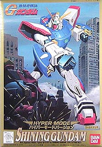 Burning (G) Gundam 11 1/144 Shining Gundam Hyper Mode Ver. Model Kit (Shining Gundam Model compare prices)