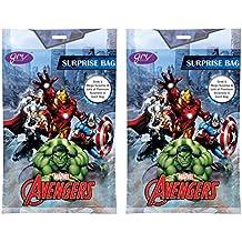 Avengers Surprise Bag Surprise Gift Inside Pack of 2 Bags Easter Kinder Fun Joy Kids / Best Return Gift for Kids