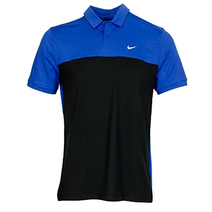 afe0a85a Image Unavailable. Image not available for. Color: Nike Golf CLOSEOUT Men's  Icon Color Block Polo ...