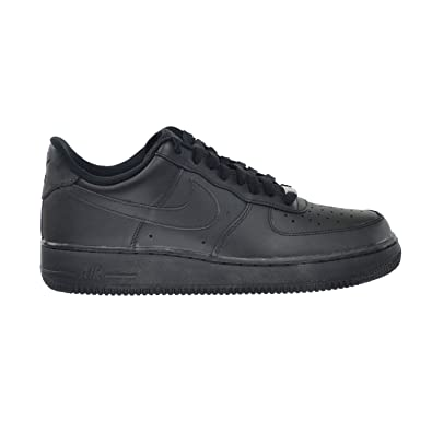 best website 9eccd c6241 Nike Air Force 1  07 Women s Shoes Black Black 315115-038 (11