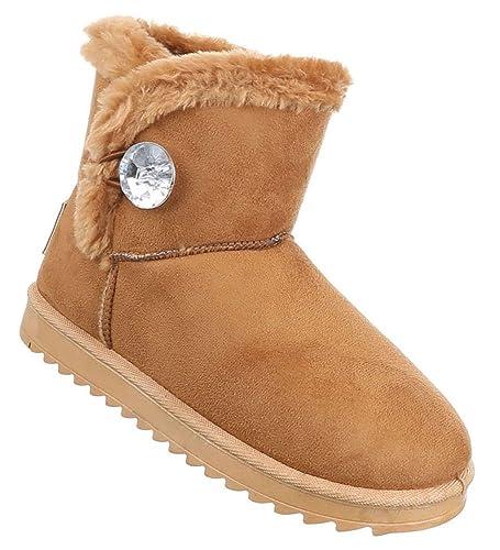 beste Auswahl an Suche nach Beamten neuartiger Stil Damen Boots Schuhe Warm Gefütterte Stiefeletten Beige Grau 36 37 38 39 40 41