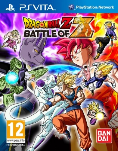 Dragon Ball Z Battle of Z (Dragon Ball Z Vita)