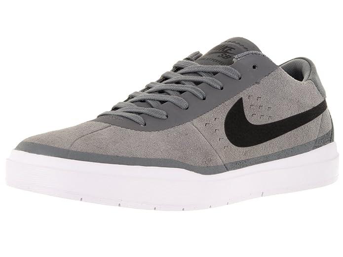 74370050b74a5a Nike Bruin SB Hyperfeel, Chaussures de Skate Homme, Gris, Noir, Blanc (Cool  Grey/Black-White), 39 EU: Amazon.fr: Chaussures et Sacs