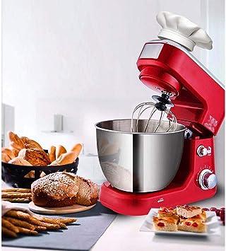 SCRFF Batidora eléctrica, de la Cocina de la máquina de Mezcla, batidor de Huevo, batidor, for la Torta: Amazon.es