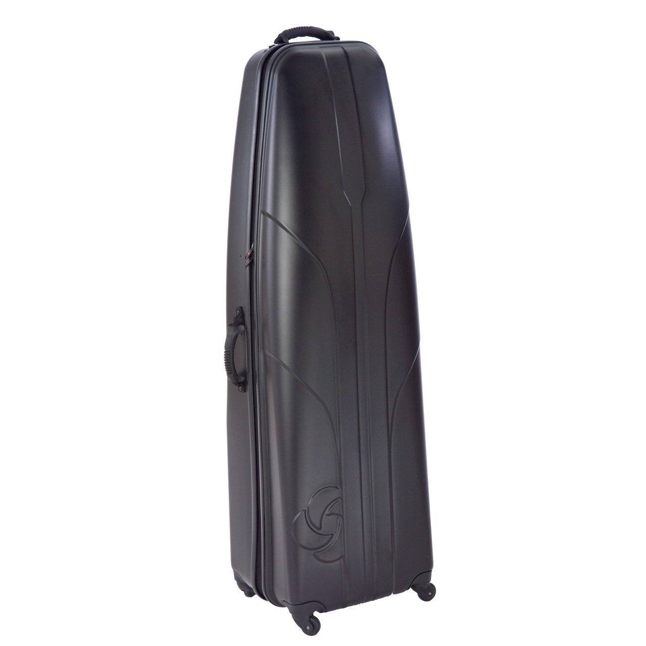 Amazon.com : Samsonite Golf Hard-Sided Travel Cover Case, Black ...
