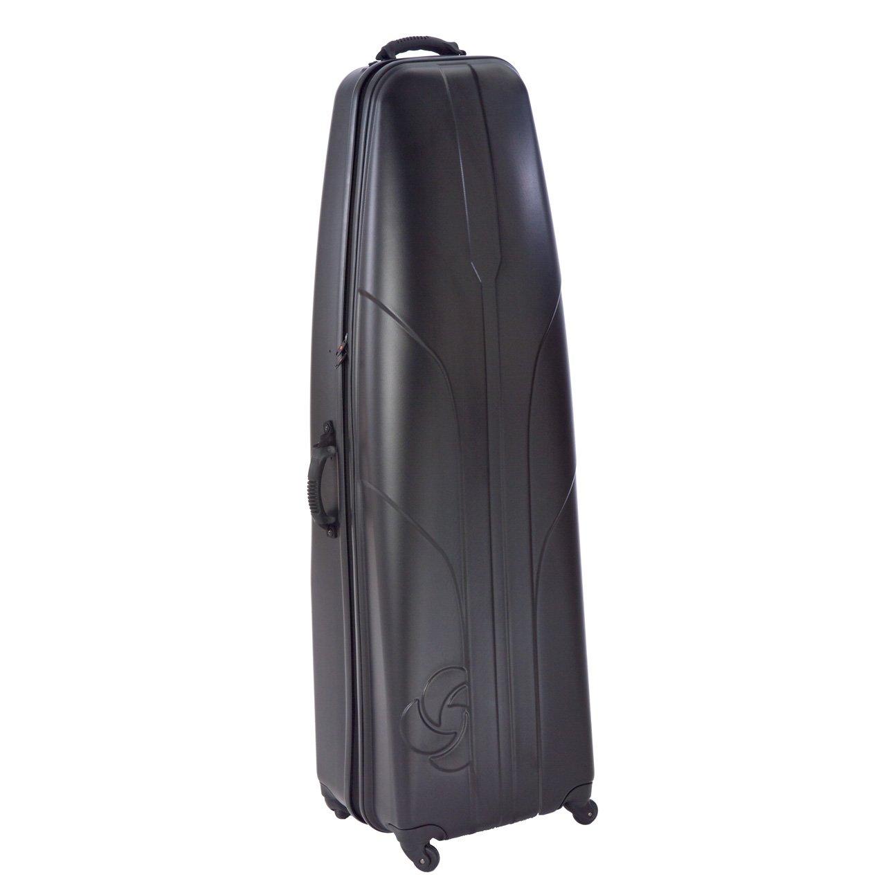 Samsonite Golf Hard-Sided Travel Cover Case, Black by Samsonite