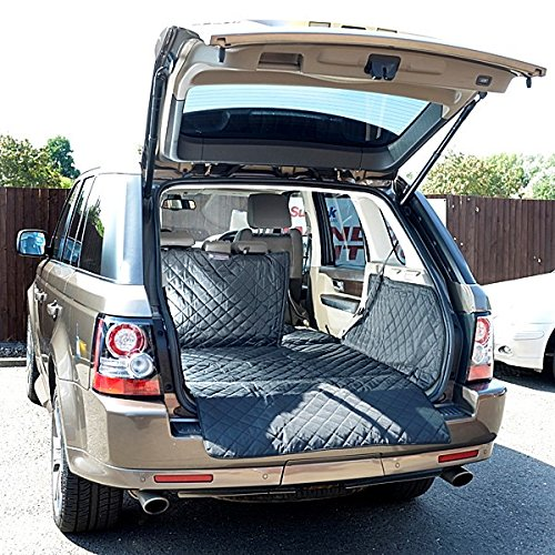 Range Rover Sport Cargo Liner Trunk Mat - Quilted, Waterproof & Tailored - 2005 to 2013 (Generation 1)