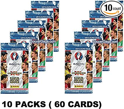 Panini Road to 2016 em france adrenalina XL-Starter