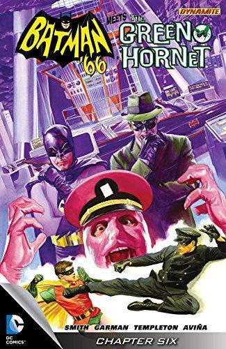 Download Batman '66 Meets Green Hornet #6 B00PIY1YBC