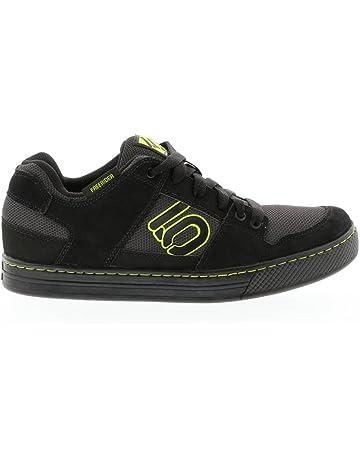 Five Ten Freerider Men s Flat Pedal Shoe  Black Slime 10 8d835b37d