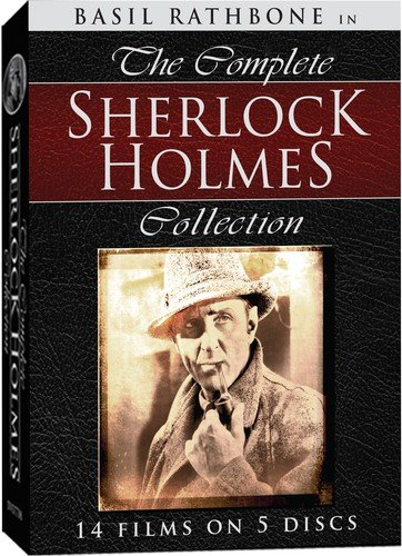 Dinner Master Old - The Complete Sherlock Holmes Collection
