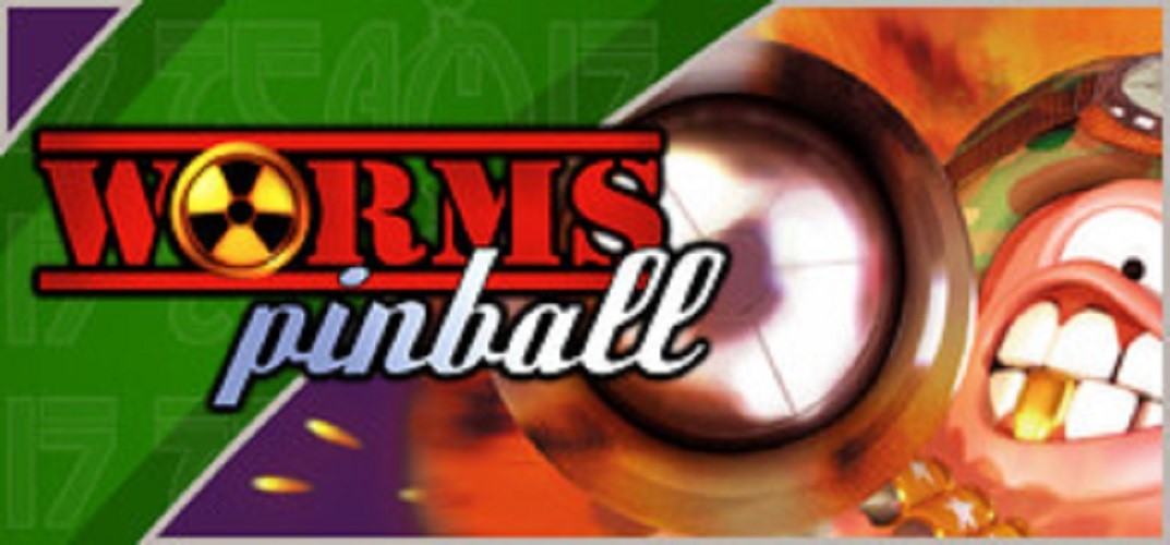 Worms Pinball [Online Game Code]