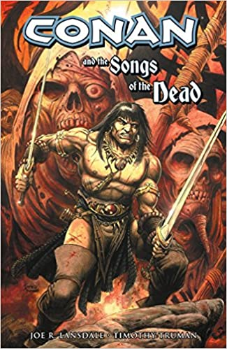 The Story – Conan and the Songs of the Dead #1 – 5 (2006)