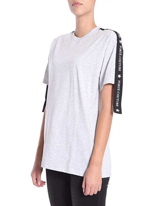 es Mujer Fcfw173034grey01 T Couture Algodon Shirt Gris Forte Amazon g8nzf1n