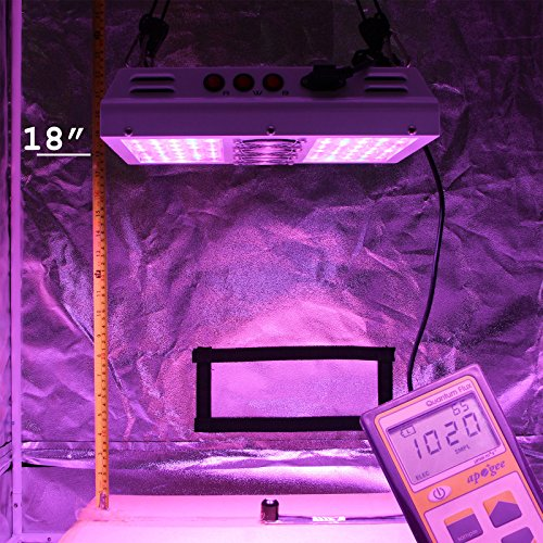 61pvPsKsyhL - VIPARSPECTRA PAR600 600W 12-band LED Grow Light - 3-Switches Full Spectrum for Indoor Plants Veg and Flower