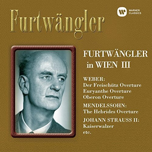 SACD : Wilhelm Furtwangler - Furtwangler In Wien 3 (Japan - Import)