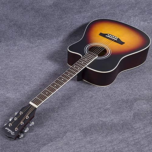 SUNXK Instrumentos de Entrada de la Guitarra balada de Piano la ...