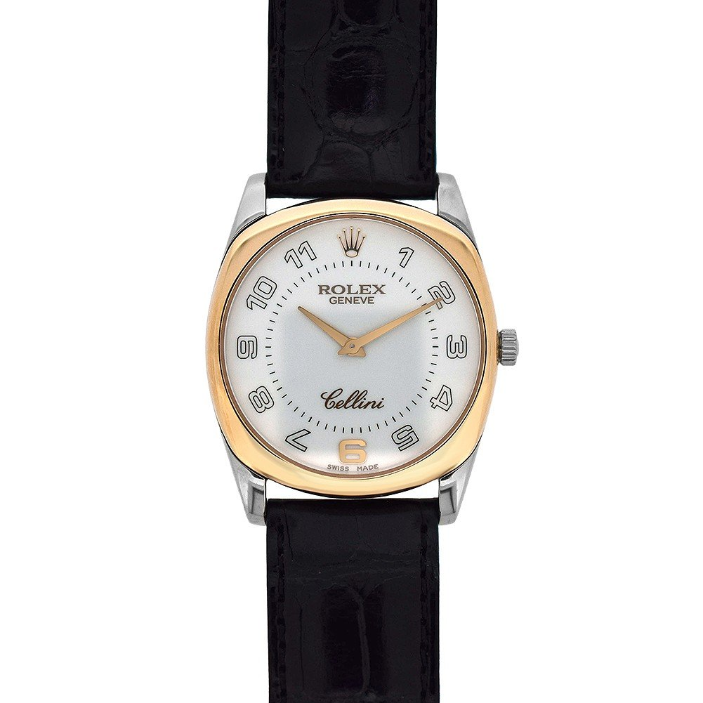 Rolex Cellini mechanical-hand-wind womens Watch 4233/9 (Certified Pre-owned)
