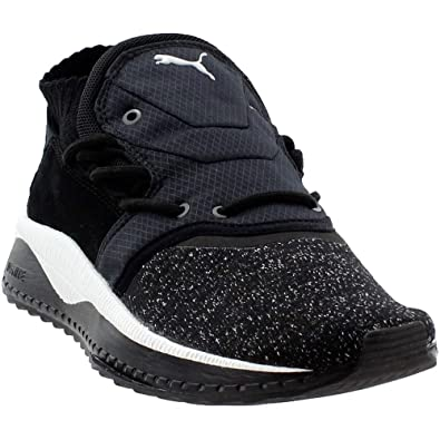 Details about Puma Tsugi Shinsei EvoKnit All Black Men's Running Shoes Size 10