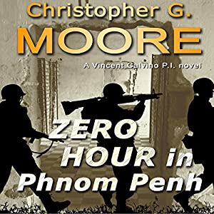 Zero Hour in Phonm Penh Hörbuch