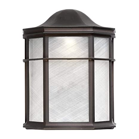 outdoor flush mount wall light up down forte lighting 171901 single light 10quot tall outdoor flush mount wall sconce wit 10