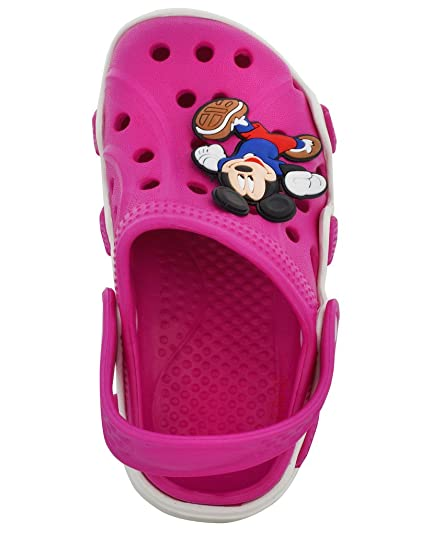8532c9a9ed4e Lil Firestar Kid s EVA Clogs  Buy Online at Low Prices in India - Amazon.in