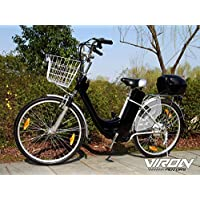 "Viron Elektrofahrrad 250W / 36V E-Bike 26"" Zoll Pedelec Fahrrad mit Motor Citybike"