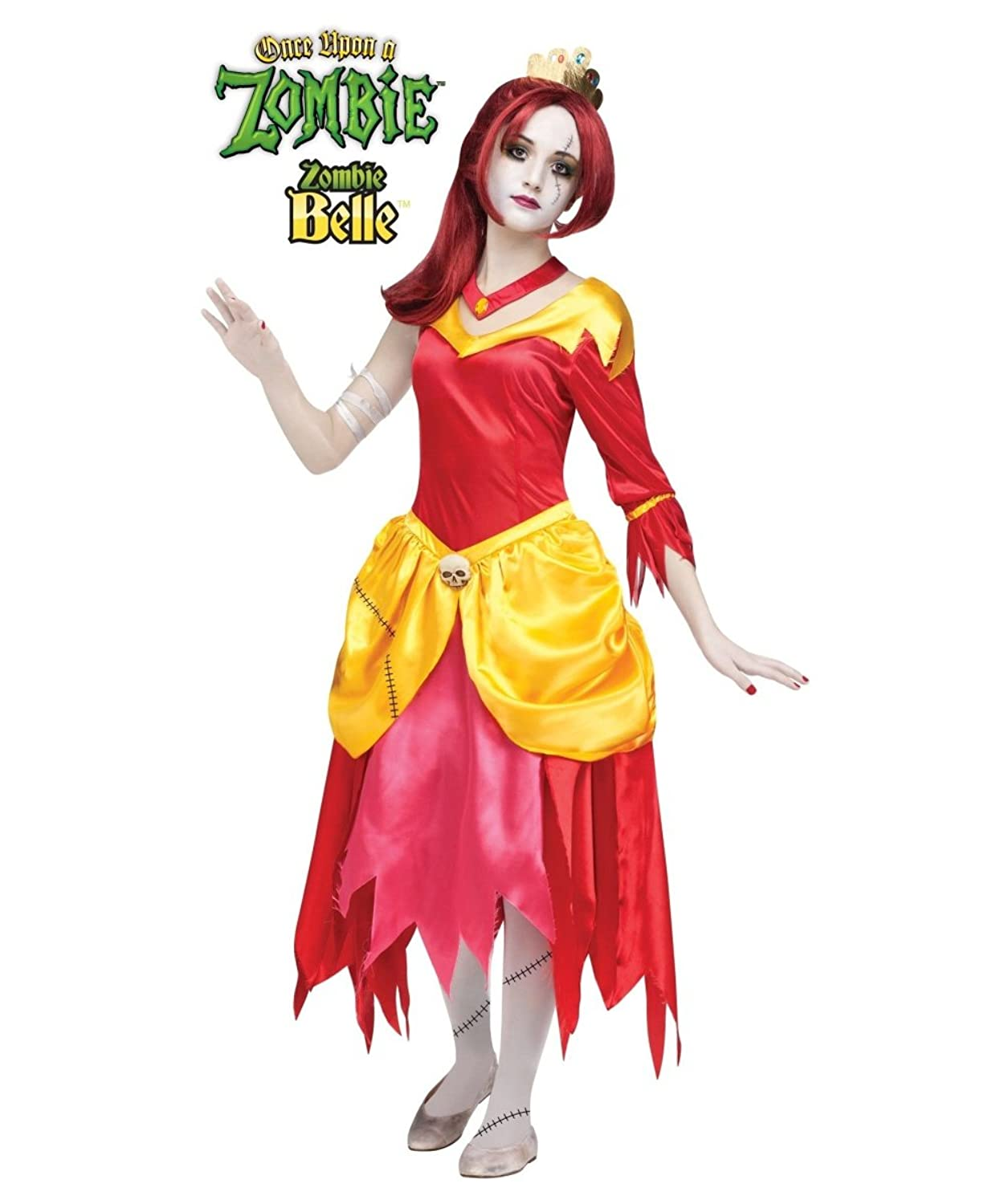 Once Upon a Zombie Belle Girls Costume / Zombie Belle Teen Costume