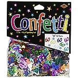 Beistle CN123 60 and Stars Confetti