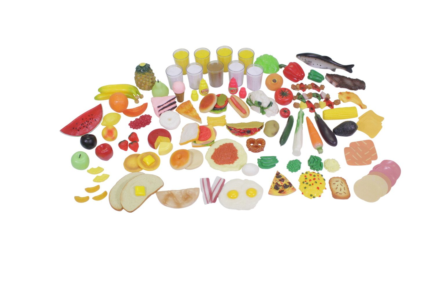 Childcraft Complete Nutrition Package, Set of 111 Pieces